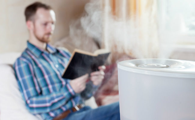 What Size Humidifier for Your Bedroom